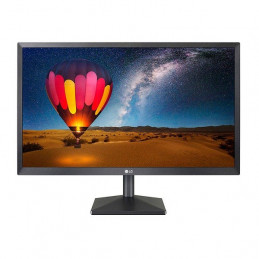 "Monitor LG 22MN430M-B, LED 21.5"" IPS 1920x1080 (FHD), VGA HDMI x2"