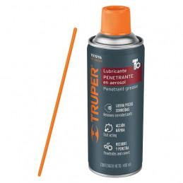 Lubricantes Penetrante Aerosol 400ml 14oz Antioxidante Herramientas Tuercas Pernos Cerraduras, Truper WT-400SP 101976