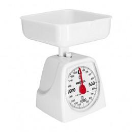 Balanza Mecanica para Cocina 1kg Plastico Ajuste Manual, Pretul 29970