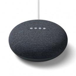 Bocina inteligente Google Nest Mini Charcoal GA00781-LA