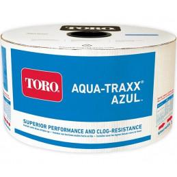 Cinta de Riego por Goteo Toro Aquatrax Azul 16mm Clase5000 x20cm 1.1LPH Rollo 3810m