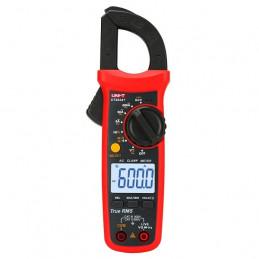 Pinza Amperimetrica digital UNI-T UT202A+ True RMS AC/DC600V AC600A