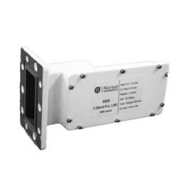 LNB Banda C Norsat 5500RF, 15K PLL 3.7 - 4.2GHz Alta Estabilidad Ganancia 62dB High Stability C-Band