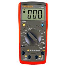 Inducimetro Digital Prasek PR-602, Rango 20Ω 2000MΩ