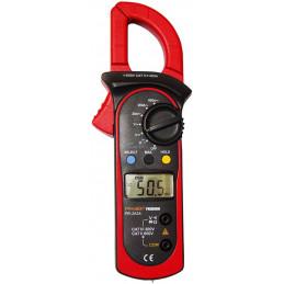 Pinza Amperimetrica Digital Prasek PR-202A, ACDC600V 600A Voltaje Amperaje Resistencia Temperatura Diodo Continuidad
