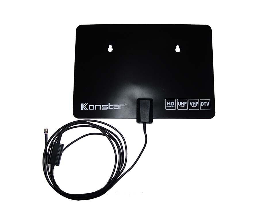 Antenas para tv fabulous antena uhf tv digital pq x - Antena de tv interior ...