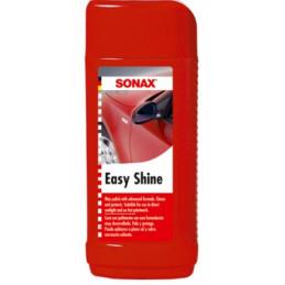 Cera Liquida Easy Shine 500ml Limpia Pule y Protege, para pintura nueva o renovada, 180200 SONAX