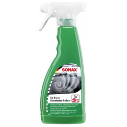Exterminador de Olores, Car Breeze, Elimina el olor a nicotina, alquitran y otros olores, 500 ml, 292241 SONAX