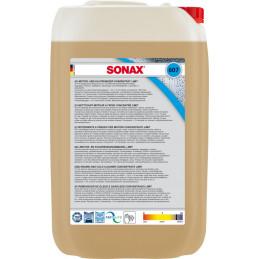 Desengrasante Detergente motores frio Concentrado Limit, Elimina Aceite Grasa, 25 Litros, 607705 SONAX