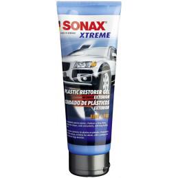Protector Xtreme Gel 250ml, Plastic restorer gel exterior NanoPro, Cuida Protege Renueva, 210141 SONAX