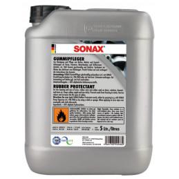 Renovador de gomas, Rubber protectant, Limpia Cuida Renueva, 5 Litros, 340505 SONAX
