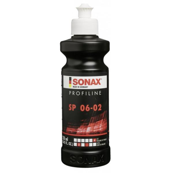Pasta Abrasiva 6P/2B, ProfiLine Abrasive paste, Repara Daños de Pintura, 250ml, 320141 SONAX