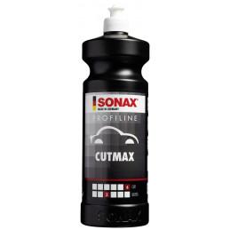 Pulidor Abrasivo ProfiLine Grueso 1L 6P/3B CutMax para Pinturas Deterioradas o Pulidas, 246300 SONAX