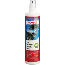 Protector Total Mate, Trim protectant silky matt, Limpia Protege Anti-Estatico Plastico y Caucho, 300 ml, 383041 SONAX