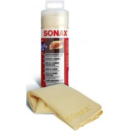Paño Multiuso Plus 43 x 32 cm, Resistente a Disolventes Ideal para limpieza de ventanas y espejos, 417700 SONAX