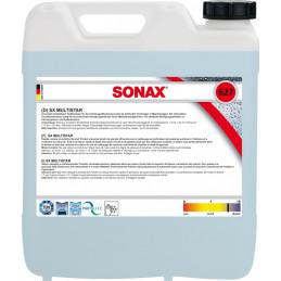Limpiador SX MultiStar 10L para limpieza de Vehiculos Interior y Exterior, 627600 SONAX