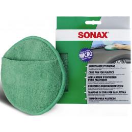Tampon para Plasticos Aplicadora, CarePad For Plastics, Para uso en Plastico, 417200 SONAX