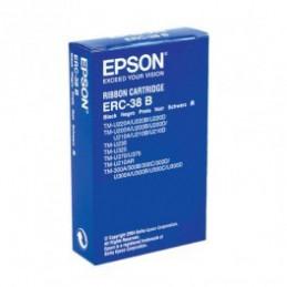 Cartucho de Cinta Epson ERC-38B para TM-U220A /210/220/370/375 Epson Ribbon Cartridge, Negro